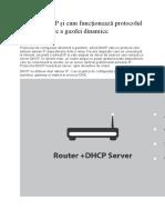 Ce este DHCP și cum funcționează protocolul de configurare a gazdei dinamice