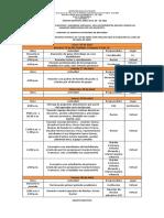13. Agenda Semanal Abril 26 Al 30 de 2021