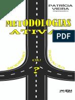 Livro Metodologias Ativas Modismo Ou Inovacao