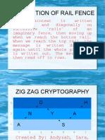 Zig Zag Cryptography