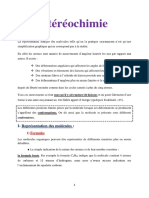 Stéréochimie