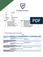 PROGRAMACIÓN ANUAL DPCC II SECUNDARIA 2021 JP PANTOJA