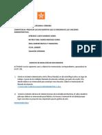Redacción de Documentos 1