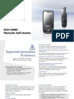 Samsung SGH-D880 Ita