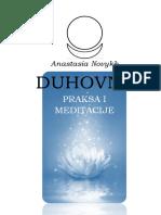 Anastasia Novykh Duhovna Praksa i Meditacije