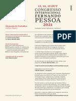 CFP Congresso Internacional FP CallForPapers V1