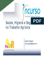 Higiene e Segurança No Trabalho 05-2011 - J Morgado [Modo de Compatibilidade]