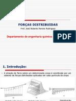 MecSol_Aula 5_Forças distribuidas