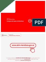 Tutorial para el pago online de Tasas Retributivas de Servicios