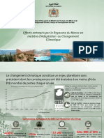 2.1 Adaptation Maroc