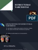 _estructuras Narcisistas y Limitrofes