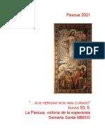 Pascua 2021 Homilias y Predicaciones DU