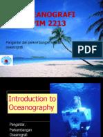 1. Pengantar Oseanografi