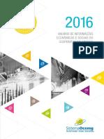 Anuário de Informações Econômicas e Sociais Do Cooperativismo Mineiro 2016