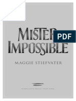 Mister Impossible Excerpt