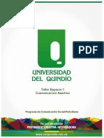 Modelo Comunicativos y Sus Características AE1 U1 EA1