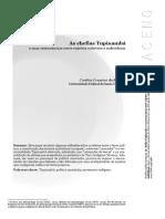 As chefias Tupinambá e suas ressonâncias entre sujeitos coletivos e individuais