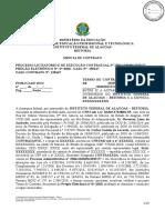 Anexo II - Minuta do contrato - seguro de estudantes