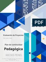 T.P N°2 Evaluación de Proyectos - Matias Penel
