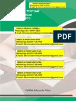 Educação Física 2º e 3º as Habilidades Motoras Fundamentais e o Atletismo Como Esporte-base Esporte Na Infância. WhatsApp (91) 98764-0830