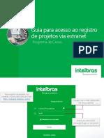 Guia de acesso Registro de Projetos v2 (Solar) (1)