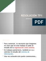 Resolución TP1