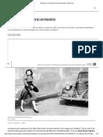 Flâneuses, la revolución de las paseantes _ Vanity Fair