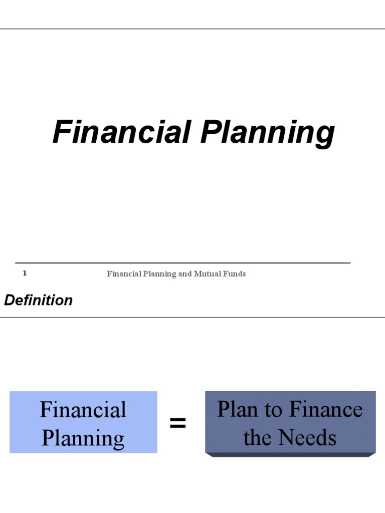 financial planning and mathematics | investment management | mutual