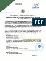 BAGRICOLA-DAF-CM-2021-0007-TERMINO DE REFERENCIA