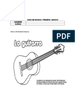 GUIA DE MUSICA PRIMERO