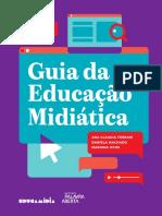 Material complementar Guia da educação midiática