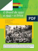 Capitulo Língua Literatura e Produção de Textos Vol 3