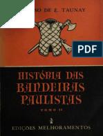 Historia Das Bandeiras Paulistas