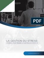 Le guide Bayésien de la gestion du stress PTC5