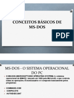 01.CONCEITOS BÁSICOS DE MS-DOSnovo