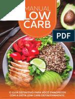 Bonus 1 - Manual Low Carb