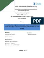 Contribution Du Processus d'Audit Qualité Interne Selon La Norme ISO 9001 2015 Sur l'Entreprise ENMTPFAGECO de BEJAIA-converti