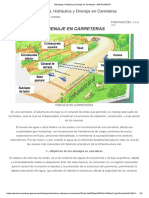 Hidrología, Hidráulica y Drenaje en Carreteras