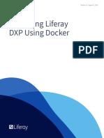 Deploying Liferay DXP Using Docker