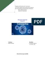 análisis de Covid-19