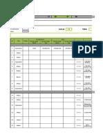 Checklist (GENERAL) - FactMovil