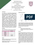 Practica 2 Reacciones de aminoacidos y proteinas