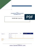note-de-calcul-charpente-metallique