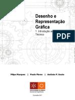 NOCOES DE DESENHO TECNICO