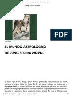 The Astrological World of Jung_s 'Liber Novus'