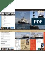 Marine Services Leaflet