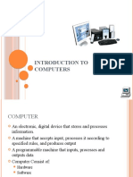Chp 1 Introduction to computers
