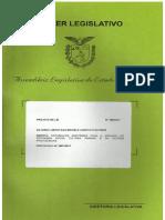 Projeto de Lei 16821 - Bolsa Social Cultura Paraná