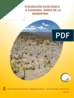 Libro restauración en la diagonal árida argentina-IV