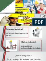 1.4 Conceptualización sistémica de la seguridad, higiene y salud ocupacional.